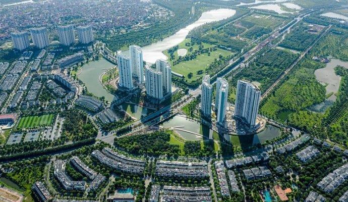 Khu đô thị Ecopark của ai?