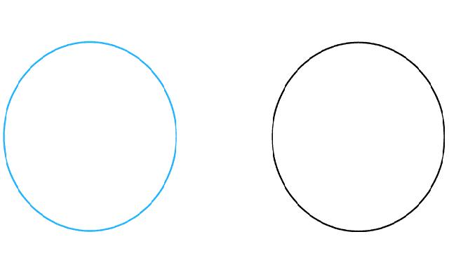 Hướng dẫn cách vẽ xe đạp đơn giản
