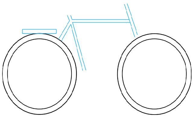 Lên khung sườn cho xe đạp
