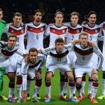 Đội tuyển Đức với 3 lần vô địch Euro