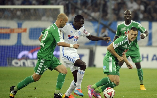 Dự đoán tỉ số giữa Marseille và Saint Etienne là 3 - 0