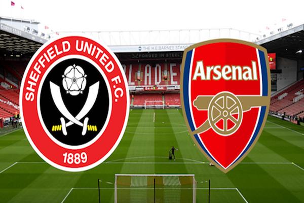 Trận đấu Arsenal vs Sheffield United sẽ diễn ra vào 21h ngày 3/10