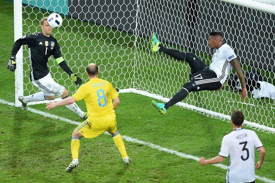 Kèo đấu Ukraine và Đức – màn tranh đấu được mong chờ nhất