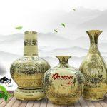 Đôi nét về bình gốm sứ Chu Đậu