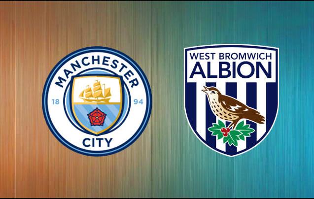 """""""Man xanh"""" có một thế áp đảo trước West Bromwich Albion"""