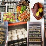 Tủ cơm NEWSUN không chỉ nấu cơm mà còn hấp gà, hải sản, rau củ một cách thuận tiện